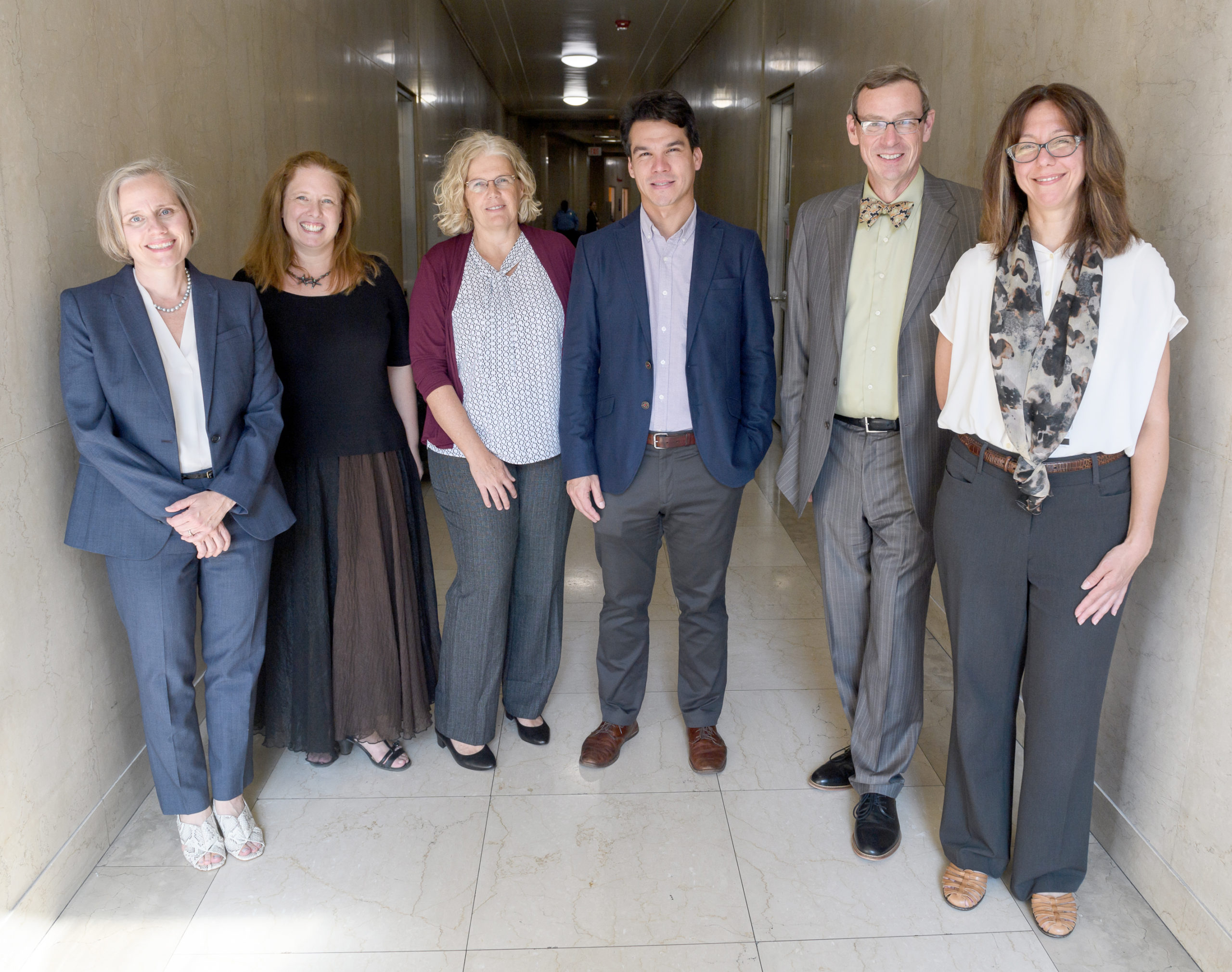 Faculty Honored with Professorships