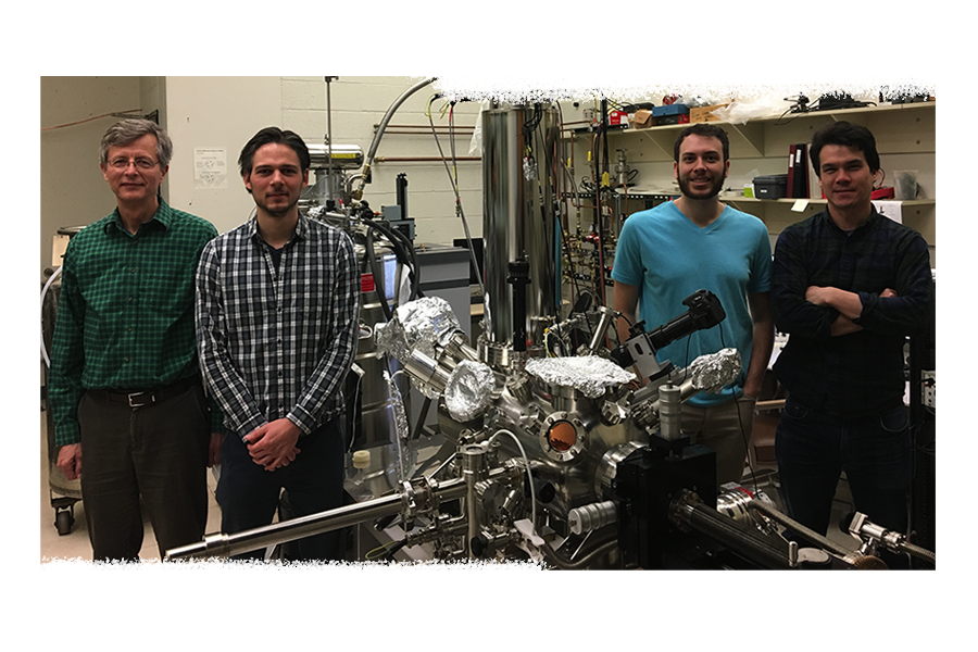 Physicists Superconducting Material
