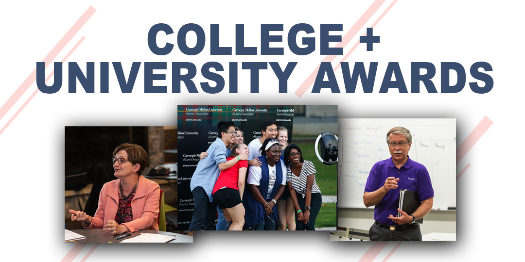 College and University Awards