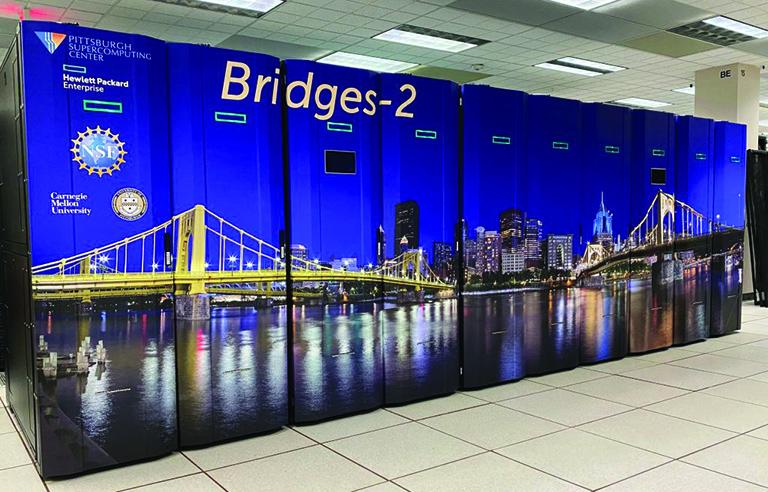 Bridges-2 Begins Operations